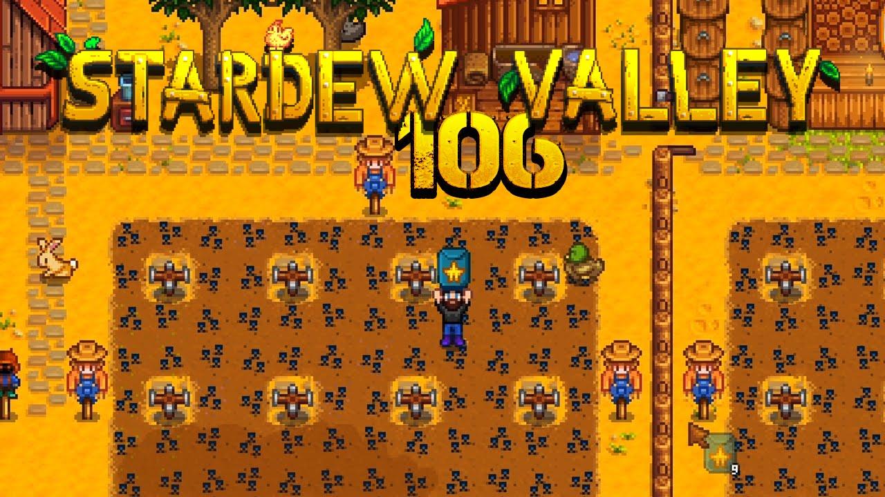 Stardew Valley Pflanzen