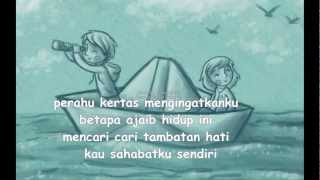 Video perahu kertas lirik download MP3, 3GP, MP4, WEBM, AVI, FLV Juli 2018