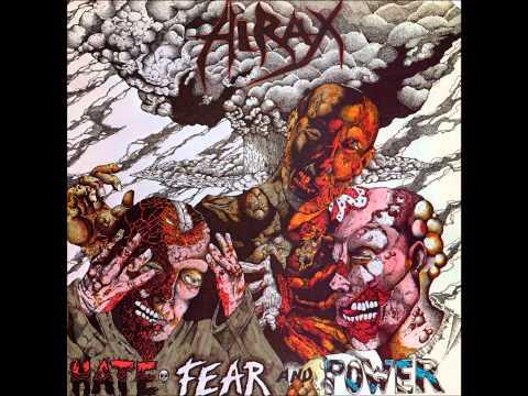 Hirax - The Plague