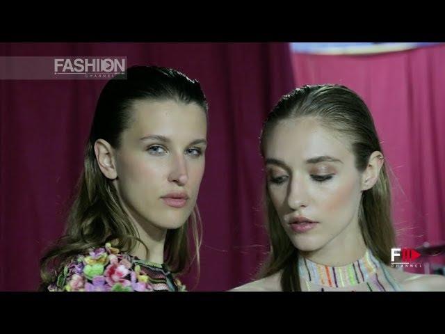 RAHUL MISHRA Interview   Montecarlo Fashion Week 2018 - Fashion Channel