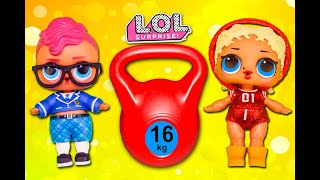 Кого выберет Кенни Три свидания 2 Лол игрушки Видео для девочек