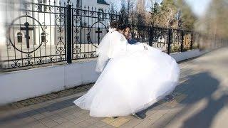 Цыганская свадьба. Красивые молодожены. Миша и Русалина. Часть 2