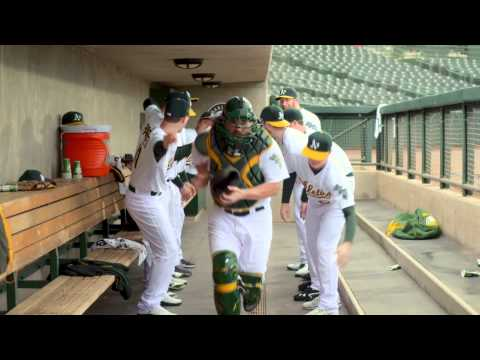 "OAKLAND A'S - ""TUNNELS OF GREATNESS"" - HUB TV"