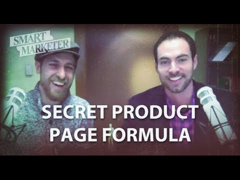 Llama Commerce Show Interview w/ Ezra on his Secret Product Page Formula