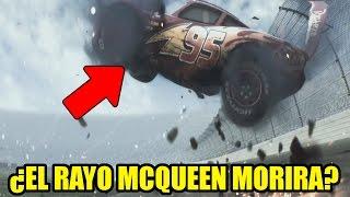 ¿EL RAYO MCQUEEN MORIRA EN CARS 3?