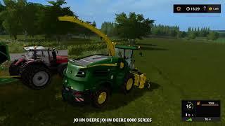 Farming simulator 17 - Blickling timelapse ep#48