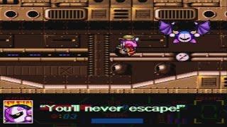 Kirby Super Star - Revenge Of Metaknight's Bad Ending
