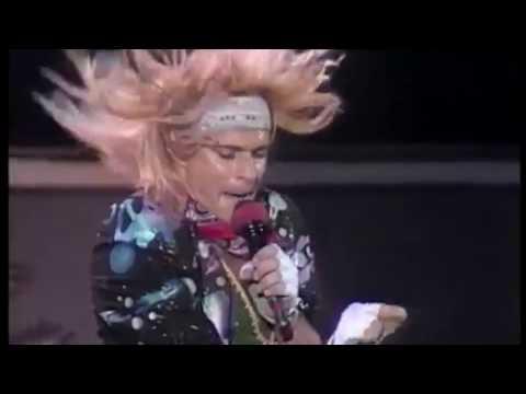 David Lee Roth- Just Like Paradise (Live Re-edit-1988)