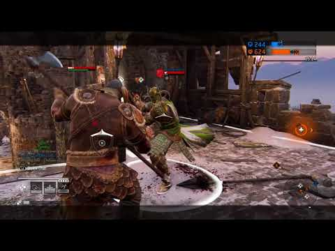 For Honor Viking rage |