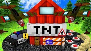 DIESES TNT HAUS HAT VIELE FALLEN
