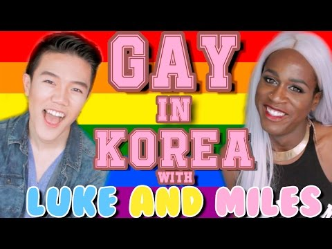 Gay in Korea with Luke and Miles