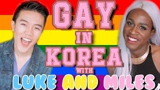Gay in Korea feat. Luke Williams!