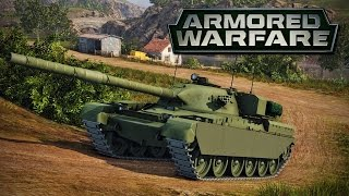 Armored Warfare - MP Episode 1 - First Impressions!