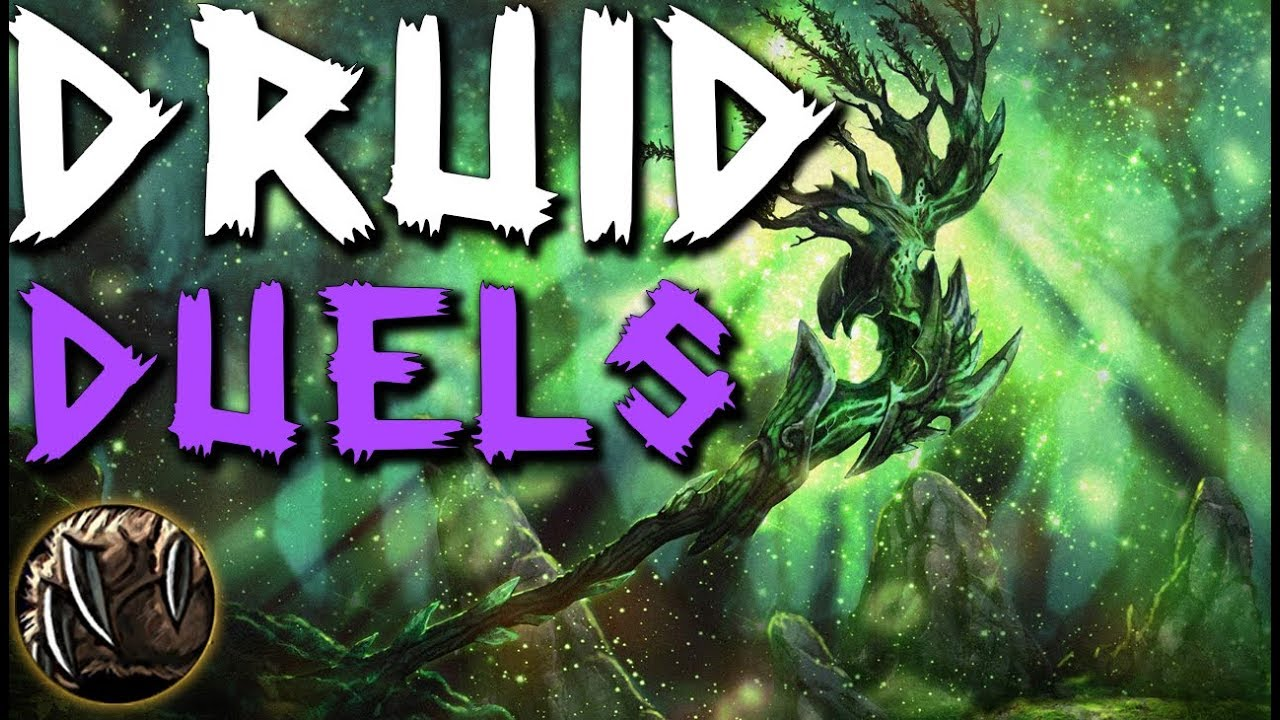 Druid Duels + Amazing PvP Video Shoutout!! | Classic WoW | 60 Druid