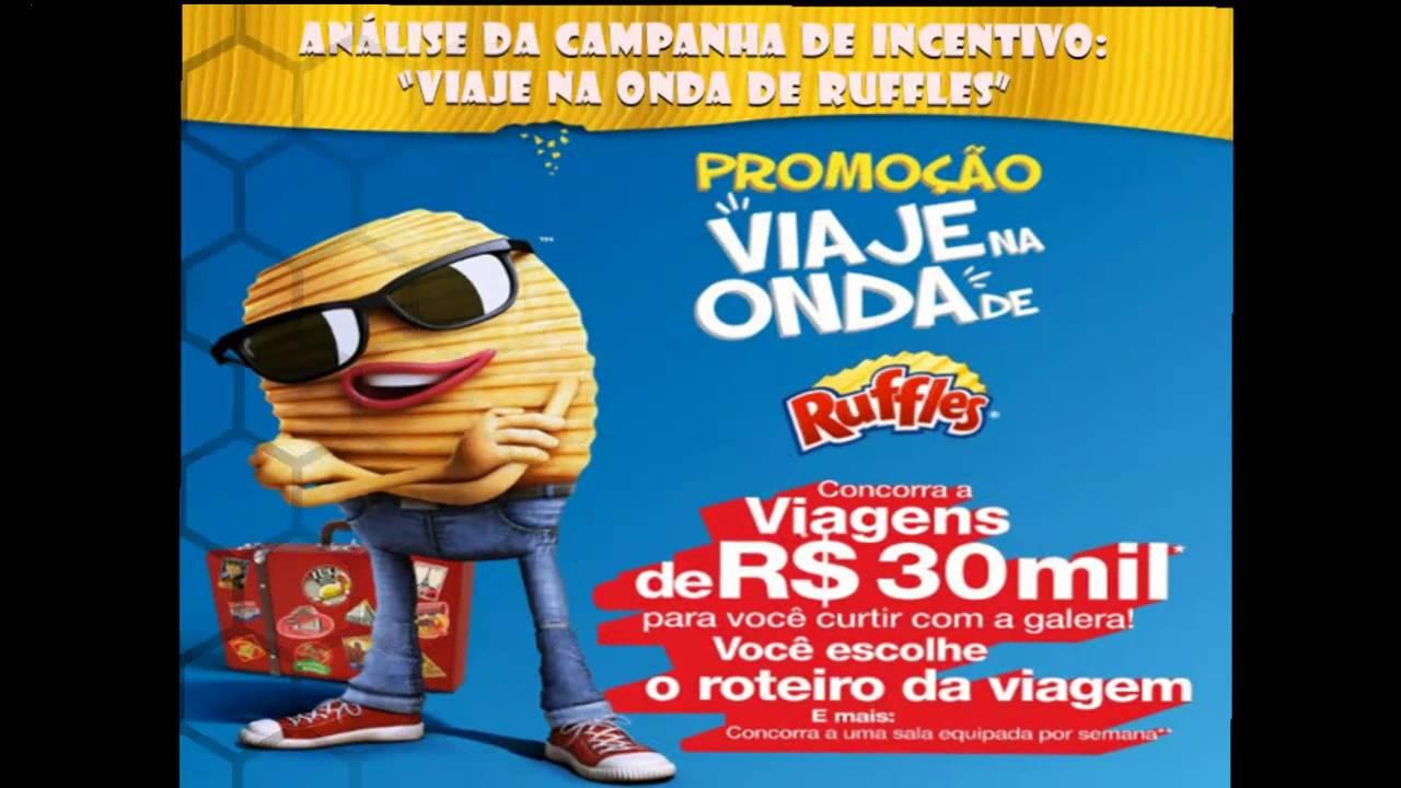 Análise Da Campanha De Incentivo Viaje Na Onda De Ruffles