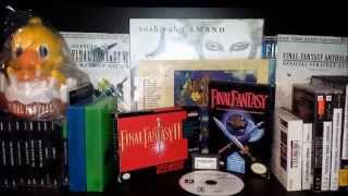 2015 Final Fantasy Collection