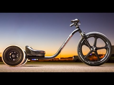 verrado drift trike by local motors youtube. Black Bedroom Furniture Sets. Home Design Ideas