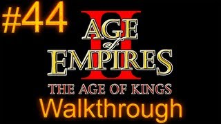 Age of Empires 2 Walkthrough - Part 44 - Barbarossa Campaign - Pope and Antipope [1/3]
