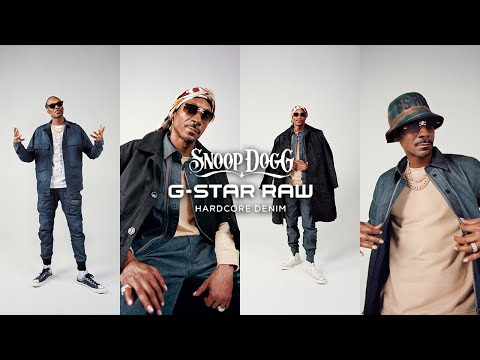 G-Star RAW X Snoop Dogg – Say It Witcha Booty