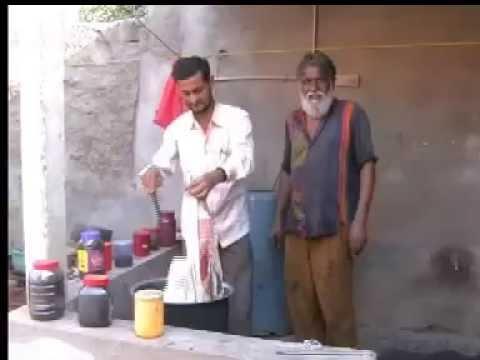 Creation of Masterpieces in Tie & Dye (Bandhej Craft) by Shilp Guru 2007 Awardee