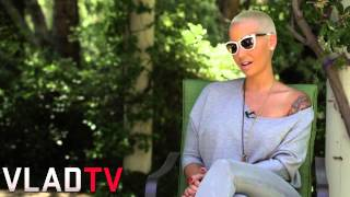 amber rose on beyonce shes always so sweet to me