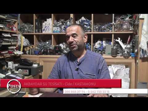 AKBAYDAR SU TESİSATI - CİDE/KASTAMONU