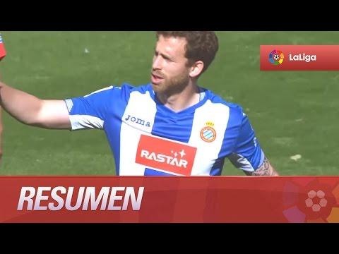 Resumen de RCD Espanyol (1-0) Sevilla FC
