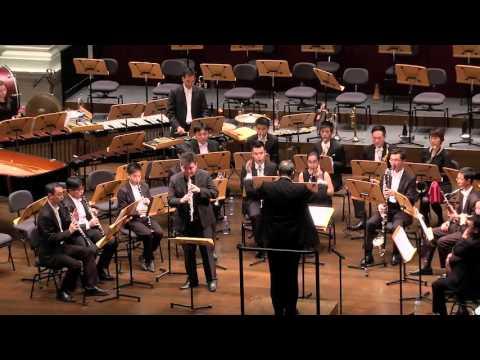 Flight For Solo Oboe And Wind Ensemble - II. Joyride