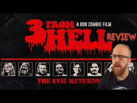 3 FROM HELL - Movie Review
