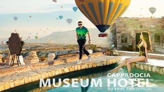 [ Tập 14 ] - Vũ Khắc Tiệp lạc vào xứ sở thần tiên Cappadocia - Thổ Nhĩ Kỳ
