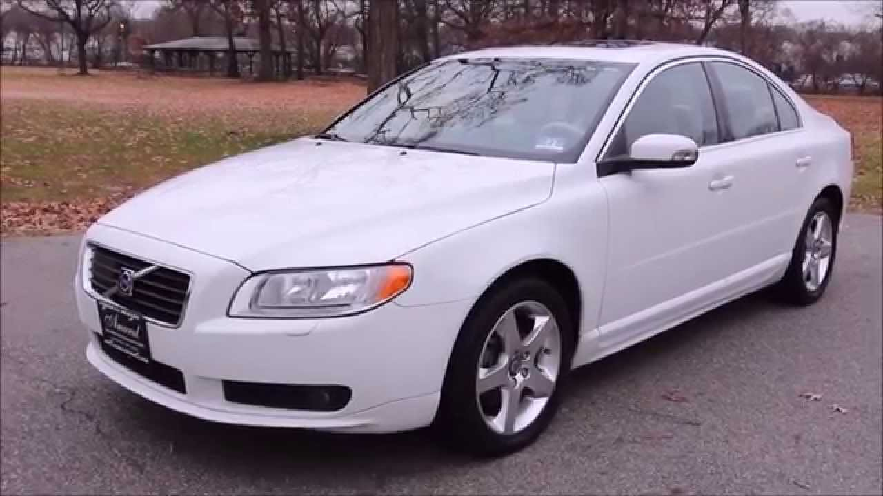 2009 VOLVO S80 TS AWD FOR SALE IN LYNDHURST, NJ @ AMARAL AUTO SALES