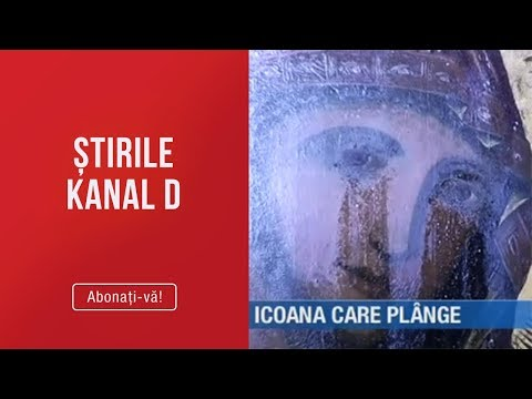 Stirile Kanal D (24.02.2019) - Icoana care plange! O minune rara! | Editie COMPLETA