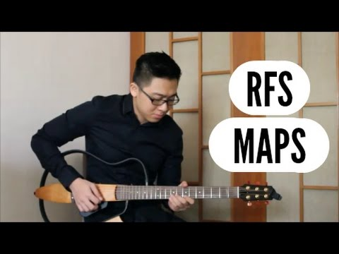Maps - Maroon 5 - Guitar Cover - RFS