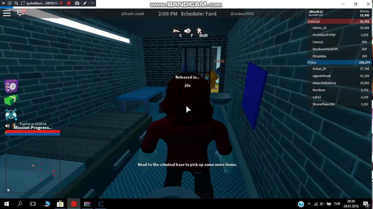 Roblox Jailbreak Wallhack 2018 Windows 10 Fixlendi Youtube