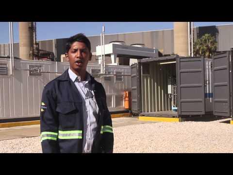 Afrox Hydrogen Plant | NECSA Pelindaba Facility