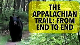 Evan's Appalachian Trail Thru-Hike: Full Documentary