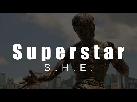 Superstar by S.H.E. (Chinese-Pinyin-English) [LyricLaoshi]
