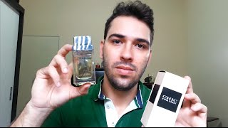 Perfume Chic For Men - Carolina Herrera (Resenha)