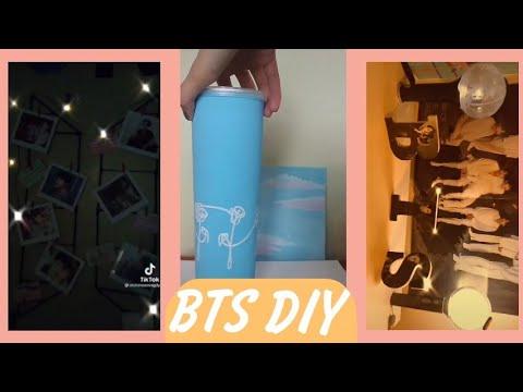 BTS DIY - Tik Tok (#3)