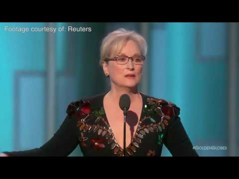 Meryl Streep slams Donald Trump for mocking disabled journalist