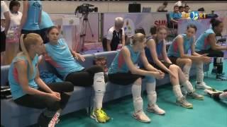 Завтра стартует Чемпионат Азии по волейболу среди женских клубных команд
