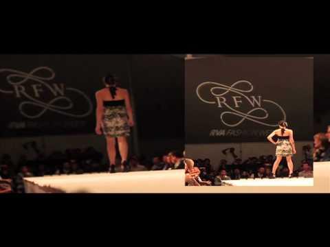 Richmond Fashion Week Model Profile - Michaela