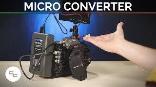 SDI to HDMI Conversion Excursion (Blackmagic Micro Converter) - Krazy Ken's Tech Misadventures
