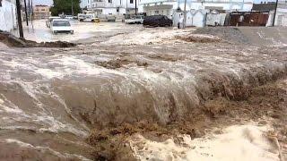 ارتفاع ضحايا السيول في مصر إلى 18 قتيلاً