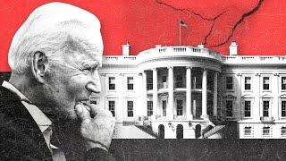 video: Joe Biden's popularity slumps faster than any other US President since 1945