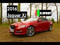 2016 Jaguar XJ V6 R Sport Review - Inside Lane