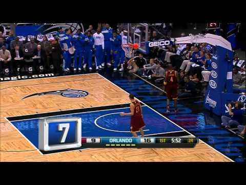 Top Ten Plays - Febrero 3 - NBA