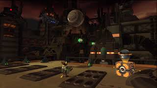 Ratchet and Clank : Up Your Arsenal -59- A Failed Secret