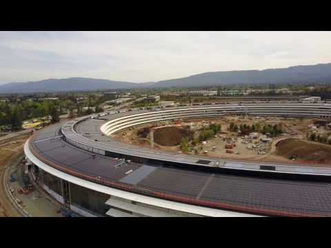 Apple- From Steve Jobs' Garage to Apple Campus to Apple Park- 4K