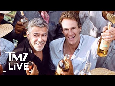 George Clooney Makes A Fortune Off Casamigos | TMZ Live
